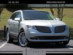 2018 Lincoln MKT Reserve SUV