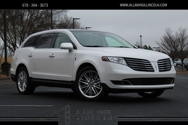 2019 Lincoln MKT Reserve SUV Morrow