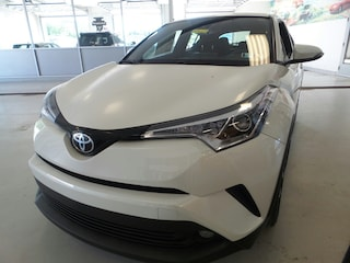 New 2018 Toyota C-HR XLE Premium SUV for sale in Franklin, PA