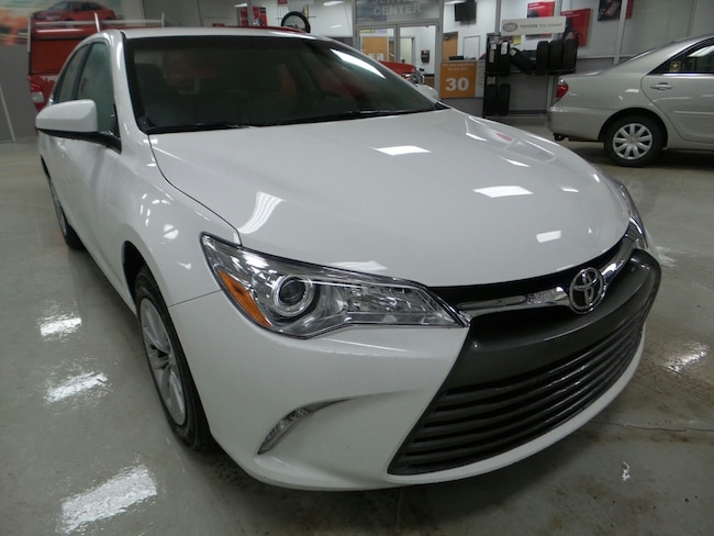 Used 2017 Toyota Camry LE Sedan For Sale in Franklin, PA