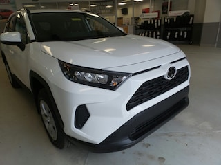 New 2019 Toyota RAV4 LE SUV for sale in Franklin, PA