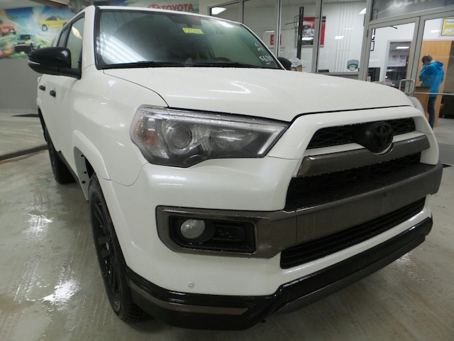 New 2019 Toyota 4Runner Limited Nightshade SUV For Sale in Franklin, PA