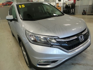 Used 2015 Honda CR-V EX-L AWD SUV for sale in Franklin, PA
