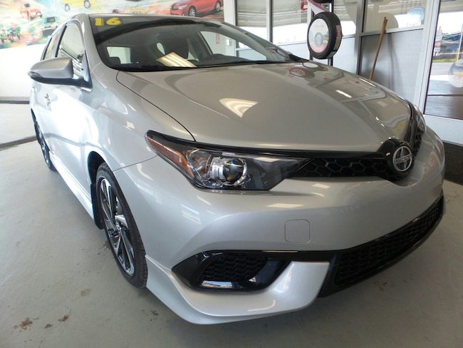 Used 2016 Scion iM Hatchback For Sale in Franklin, PA