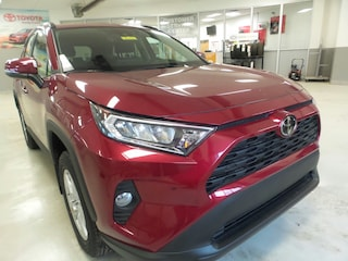 New 2019 Toyota RAV4 XLE SUV for sale in Franklin, PA