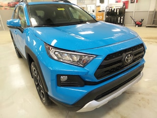 New 2019 Toyota RAV4 Adventure SUV for sale in Franklin, PA