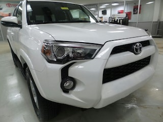 New 2019 Toyota 4Runner SR5 Premium SUV for sale in Franklin, PA