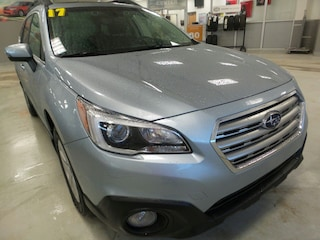 Used 2017 Subaru Outback 2.5i Premium with SUV for sale in Franklin, PA
