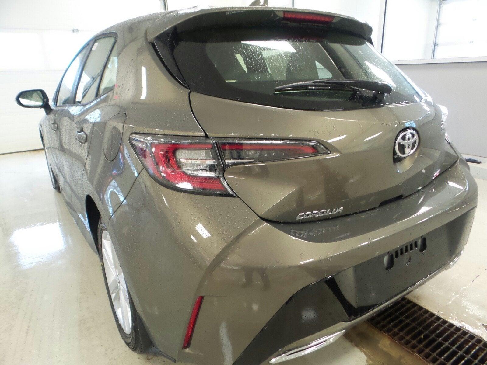 New 2019 Toyota Corolla Hatchback For Sale | Franklin PA | VIN
