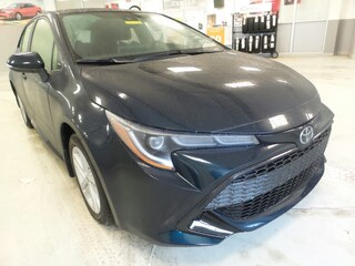 New 2019 Toyota Corolla Hatchback SE Hatchback for sale in Franklin, PA