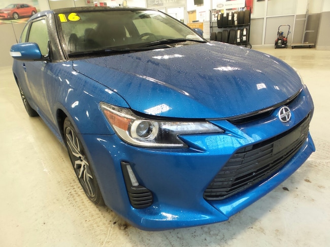 Used 2016 Scion tC Coupe For Sale in Franklin, PA
