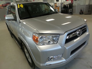 Used 2013 Toyota 4Runner 4WD SR5 SUV for sale in Franklin, PA