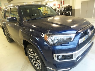 New 2019 Toyota 4Runner Limited SUV for sale in Franklin, PA