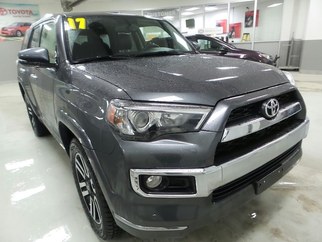 Used 2017 Toyota 4Runner Limited SUV For Sale in Franklin, PA