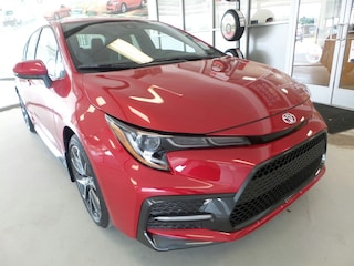 New 2020 Toyota Corolla SE Sedan for sale in Franklin, PA