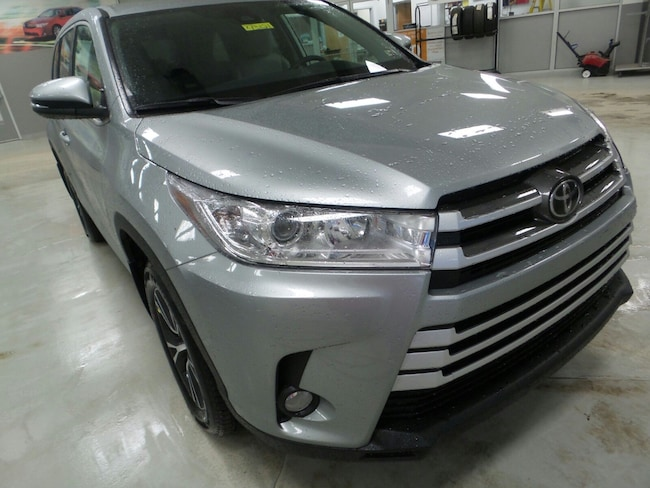 New 2019 Toyota Highlander LE Plus V6 SUV For Sale in Franklin, PA