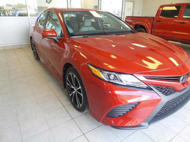 New 2019 Toyota Camry SE Sedan For Sale in Franklin, PA