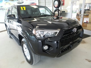 Used 2017 Toyota 4Runner SR5 Premium SUV for sale in Franklin, PA