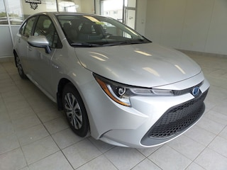 New 2020 Toyota Corolla Hybrid LE Sedan for sale in Franklin, PA