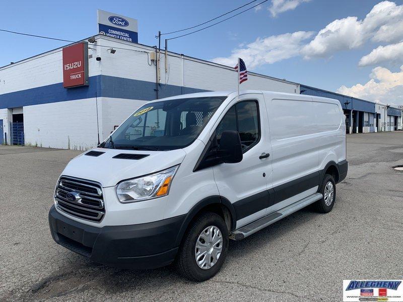 2018 Ford Transit Van T250 T-250 130 Low Rf 9000 GVWR Sliding RH Dr