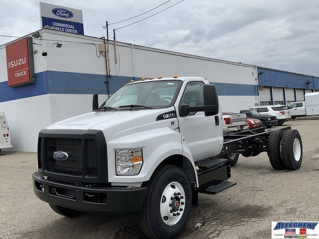 2019 Ford F-650 F650 Regular Cab Regular Cab Chassis Cab