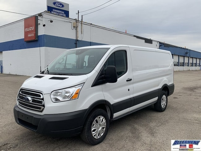 2018 Ford Transit Van T250 T-250 130 Low Rf 9000 GVWR Swing-Out RH Dr