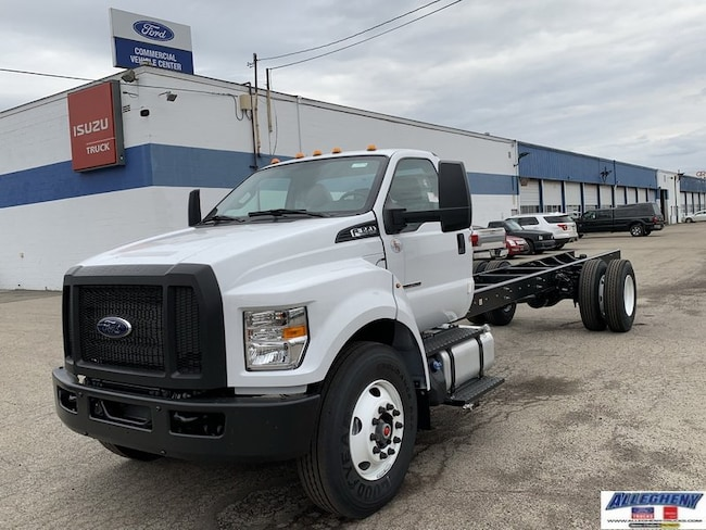 2019 Ford F-650 F6D 2019 Regular Cab Chassis Cab