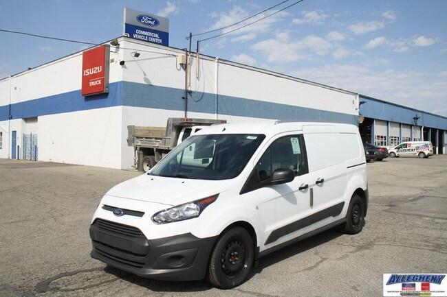 2018 Ford Transit Connect Van XL XL LWB w/Rear Symmetrical Doors
