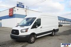 2016 Ford Transit Cargo Van T250 T-250 148 EL Hi Rf 9000 GVWR Sliding RH Dr