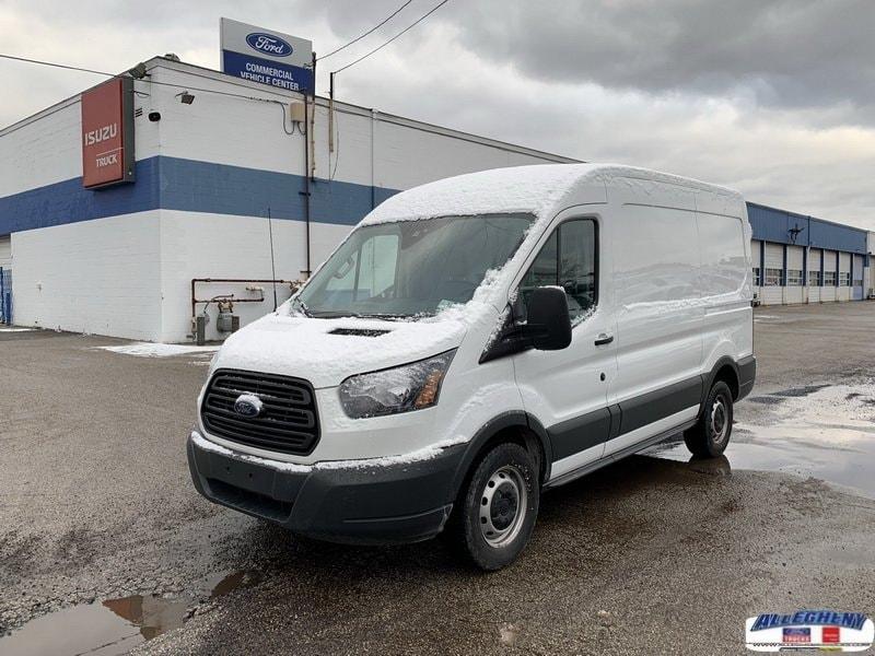 2018 Ford Transit Van T150 T-150 130 Med Rf 8600 GVWR Sliding RH Dr