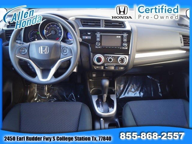2018 Honda Fit LX LX  Hatchback CVT