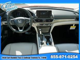 2019 Honda Accord LX Sedan CVT