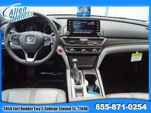 2019 Honda Accord EX Sedan CVT