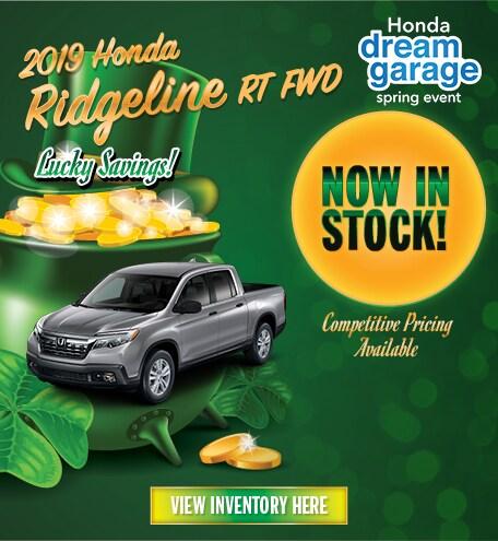 2019 Ridgeline RT FWD