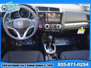 2019 Honda Fit EX Hatchback CVT