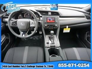 2019 Honda Civic Sport Hatchback CVT