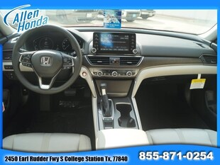 2019 Honda Accord EX Sedan CVT