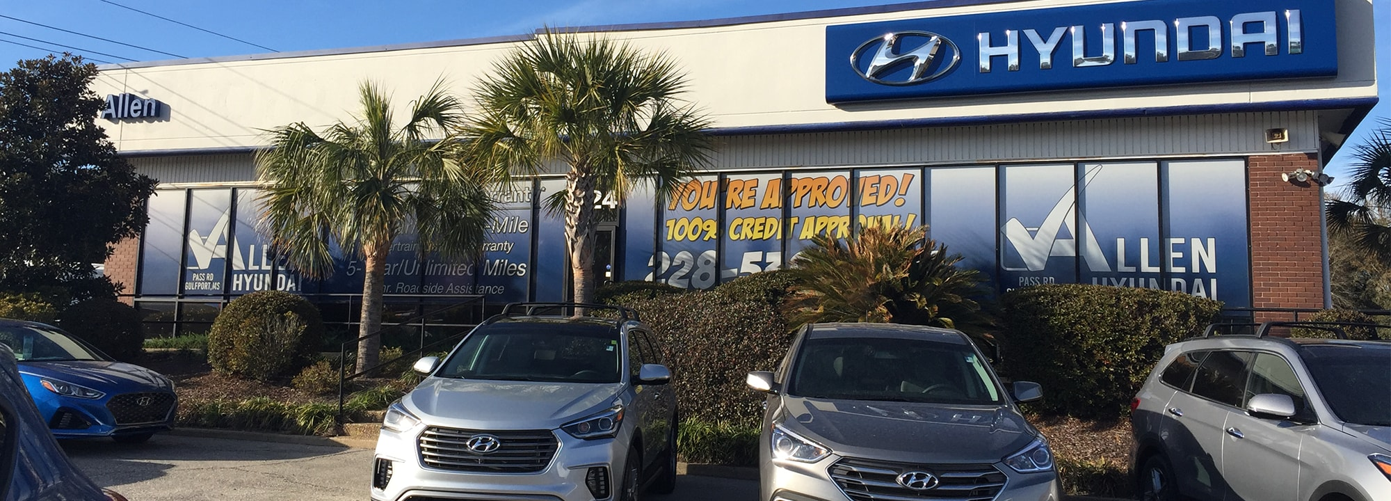 Charming Allen Hyundai Welcomes Your Feedback And Comments   Proudly Serving Gulfport,  Biloxi, Gautier, Long Beach, Hattiesburg, And The Surrounding Areas