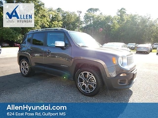 2017 Jeep Renegade Limited FWD SUV