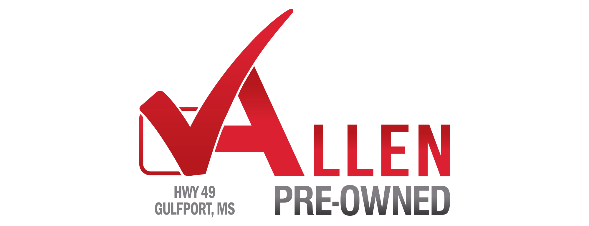 Lovely About Allen Pre Owned