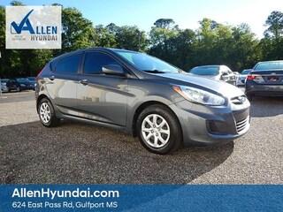 2013 Hyundai Accent Hatchback