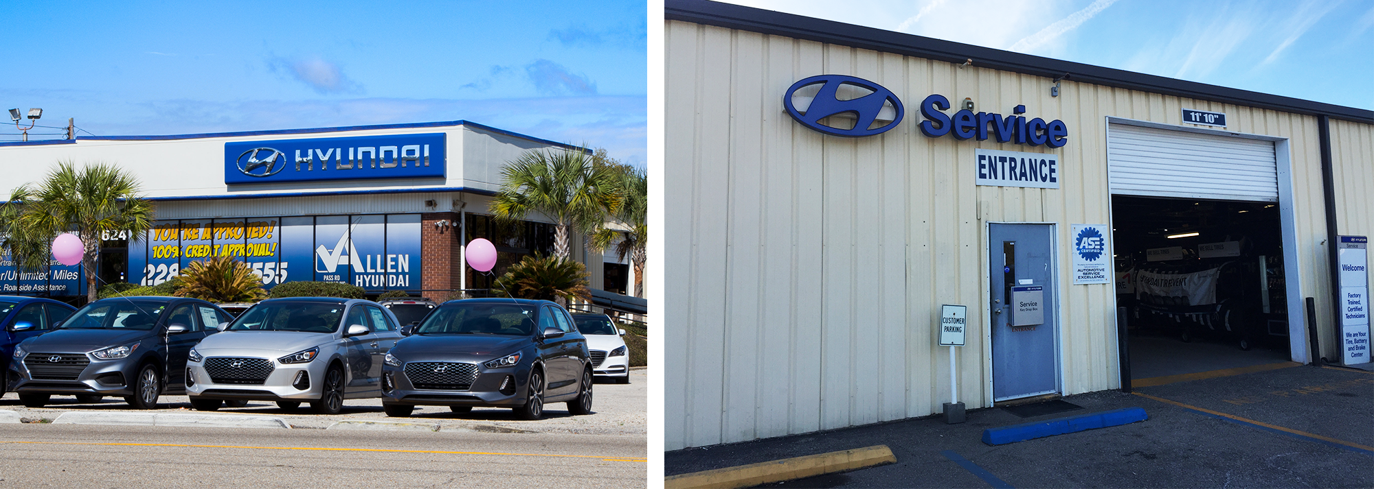If Youu0027re Looking For Service In Gulfport From Your Gulfport Car  Dealership, Know That Allen Hyundaiu0027s Team Of Technicians Are  Factory Trained And Ready To ...
