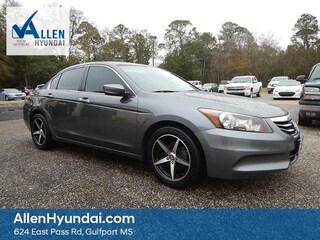 2012 Honda Accord 2.4 LX-P Sedan