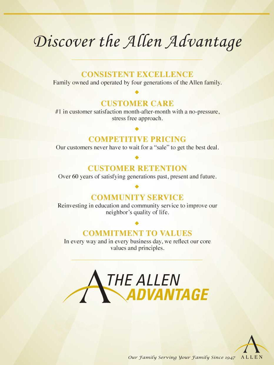 Allen Advantage