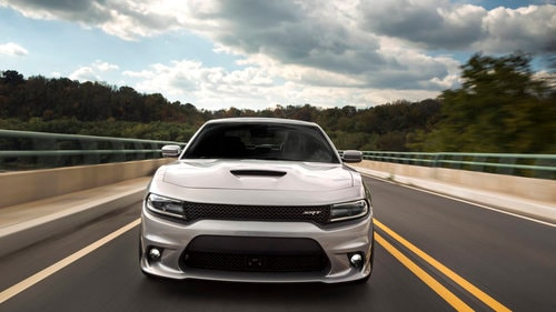 2017 Dodge Charger R T Scat Pack Vs Srt 392