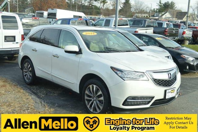 2014 Acura MDX 3.5L Technology Package SH-AWD SUV