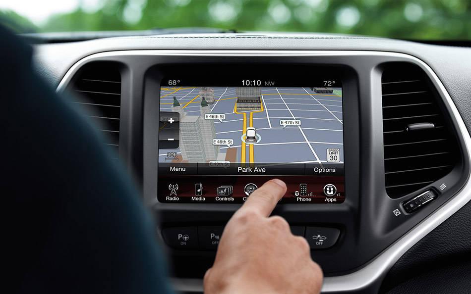 Technology In The 2015 Jeep Cherokee Nashua Nh Allen Mello