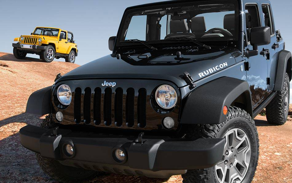 The Wrangler Unlimited ...