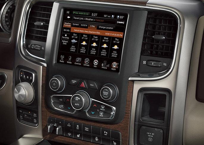 2015 Ram 1500 Technology Packages Nashua, NH | Allen Mello Chrysler