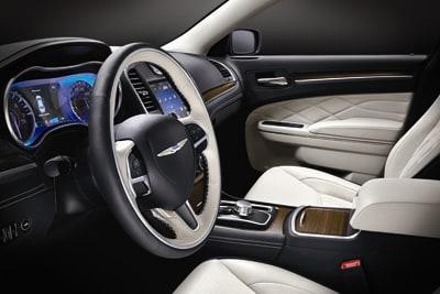 Onstar Navigation Cost >> 2016 Chrysler 300 vs. Cadillac CTS | Chrysler Dealer Nashua NH